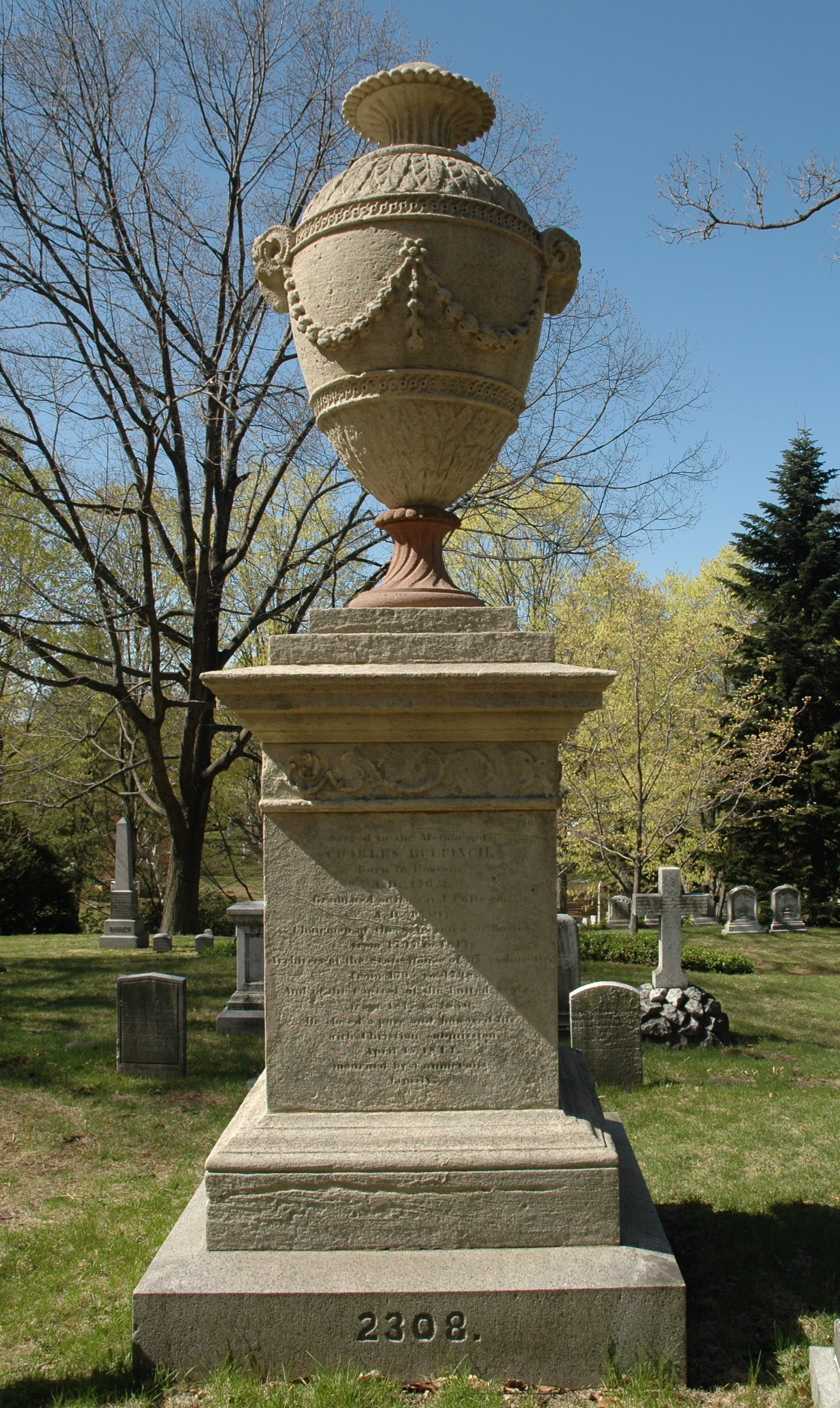 Significant Monument Collection | Mount Auburn Cemetery