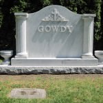 Curt Gowdy Monument