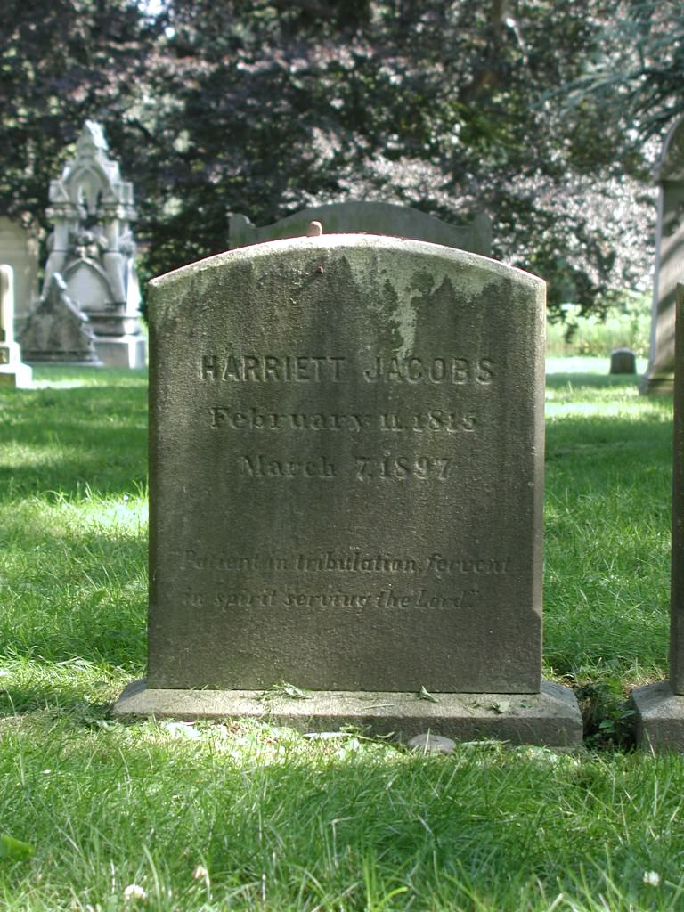 Harriet Jacobs grave