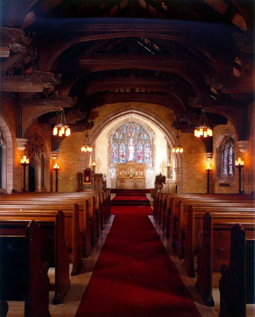 Story Chapel Nave