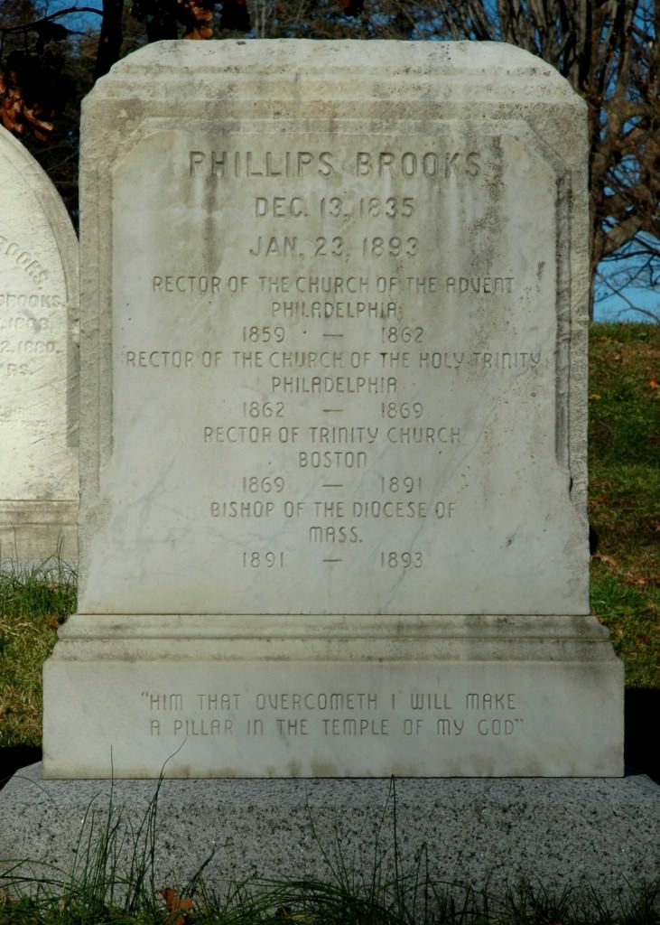 Brooks monument