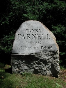 Fanny Parnell monument